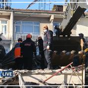 La Turquie frappée par un puissant séisme de magnitude 6,7