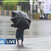 Le cyclone Bulbul frappe le Bangladesh