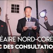 Nucléaire : échec des consultations entre les États-Unis et la Corée du Nord