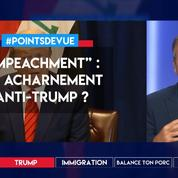 """Impeachment"" : un acharnement anti-Trump ?"