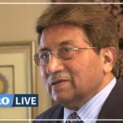 Qui est Pervez Musharraf, ancien président condamné à mort au Pakistan?