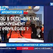Grève du 5 décembre: un mouvement de privilégiés ?