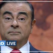 Carlos Ghosn: son avocat se dit «abasourdi» après sa fuite au Liban