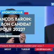 LR: Baroin serait-il un bon candidat pour 2022?