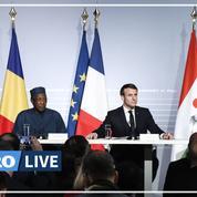 Pau: le G5 Sahel renforce la coopération militaire contre les attaques djihadistes