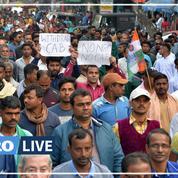 Inde: tensions accrues après l'adoption d'une loi jugée discriminante envers les musulmans