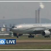 Un avion militaire mobilisé pour transférer des malades de Mulhouse vers le sud