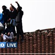Des détenus italiens se révoltent par crainte du coronavirus