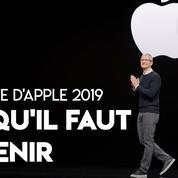 Keynote 2019 : iPhone 11, iPad, Apple TV +, Apple Arcade... ce qu'il faut retenir des annonces d'Apple