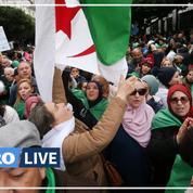 Algérie: manifestation de masse contre le président élu