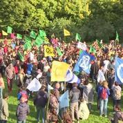 Extinction rébellion lance une semaine de mobilisation dans le monde entier