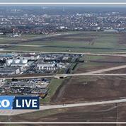 Coronavirus: l'aéroport d'Orly a fermé ses portes