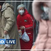 Virus chinois: l'inquiétude grimpe à Wuhan