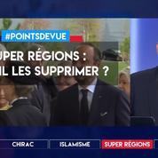 Super régions : faut-il les supprimer ?