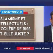 Islamisme et intellectuels : la colère de Riss est-elle juste ?