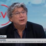Vœux de Macron: Eric Coquerel aimerait que le président «annonce le retrait de la réforme» des retraites