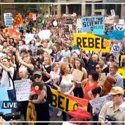 Des milliers d'Australiens se rassemblent pour le climat