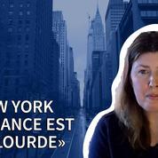 Julia, New Yorkaise: «L'ambiance est très lourde ici»