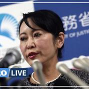 Carlos Ghosn: Tokyo dénonce ses critiques «abstraites» et «sans fondement»