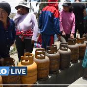 Bolivie : la crise politique entraîne des pénuries