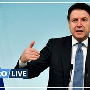 Coronavirus: l'Italie ferme tous ses commerces, à l'exception de l'alimentaire et de la santé