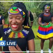 L'Afrique du Sud mise sur la prévention en chanson contre le coronavirus