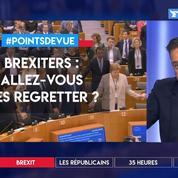 Brexiters: allez-vous les regretter?