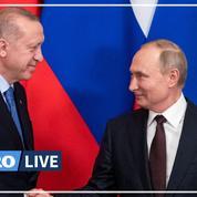 Idlib: la Russie et la Turquie s'accordent sur un cessez-le-feu dès le 6 mars