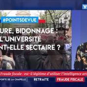 Censure, bidonnage : l'université devient-elle sectaire ?