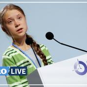 Greta Thunberg : «Nous n'avons plus le temps d'omettre la science»