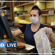 Le confinement épargne les boulangeries, les Français soulagés