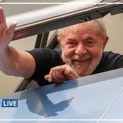 Brésil: l'ancien président Lula pourrait être libéré de prison