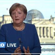 Coronavirus: le plus grand défi pour l'Allemagne «depuis la Seconde guerre mondiale», déclare Merkel