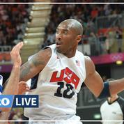 La légende du basket Kobe Bryant tuée à 41 ans dans un accident d'hélicoptère