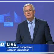 Brexit: le «manque d'ambition» du Royaume-Uni déçoit Michel Barnier
