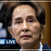 Rohingyas: Aung San Suu Kyi récuse les accusations de génocide