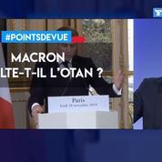 Macron insulte-t-il l'Otan ?
