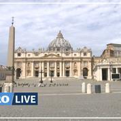 Déconfinement: au Vatican, la basilique Saint-Pierre rouvre au public