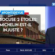 Bocuse: le Guide Michelin est-il injuste?