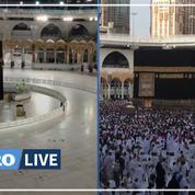 La Mecque presque déserte pour le premier jour du Ramadan