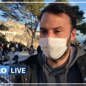 Coronavirus: des journalistes rapatriés de Wuhan racontent leur arrivée en France