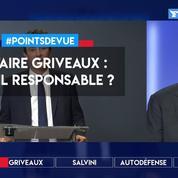 Affaire Griveaux: est-il responsable?