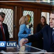 Municipales: Emmanuel Macron invite les Français à aller voter malgré l'accélération du coronavirus
