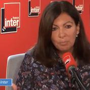 Anne Hidalgo qualifie «les dispositifs policiers d'hors norme» lors des manifestations
