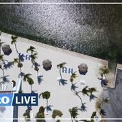 Coronavirus: en Floride, l'épidémie signe la fin des vacances