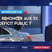 Faut-il renoncer aux 3% de déficit public ?