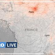 Coronavirus: la pollution baisse en Europe