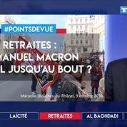 Retraites: Macron ira-t-il jusqu'au bout?