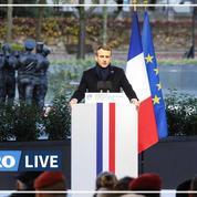 Revivez l'inauguration du monument aux soldats morts en opérations extérieures