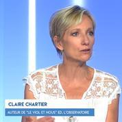 Claire Chartier: « Porter plainte contre un agresseur sexuel est important pour la société »